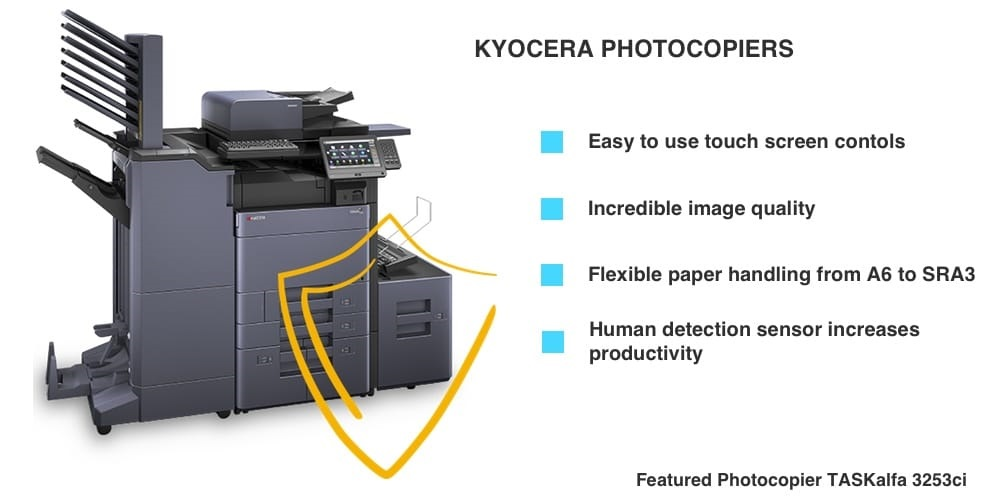 Photocopiers & Printers To Buy, Rent Or Managed With Panacea